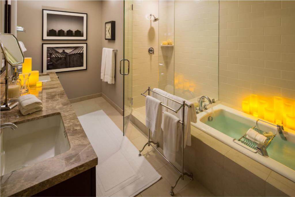 99 West City Creek Condo Bathroom