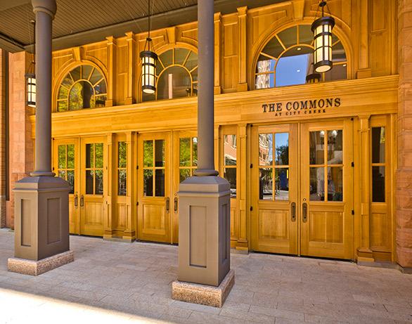 The Commons Luxury Salt Lake