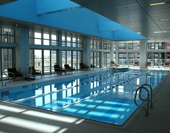 Richards Court Pool Luxury Salt Lake