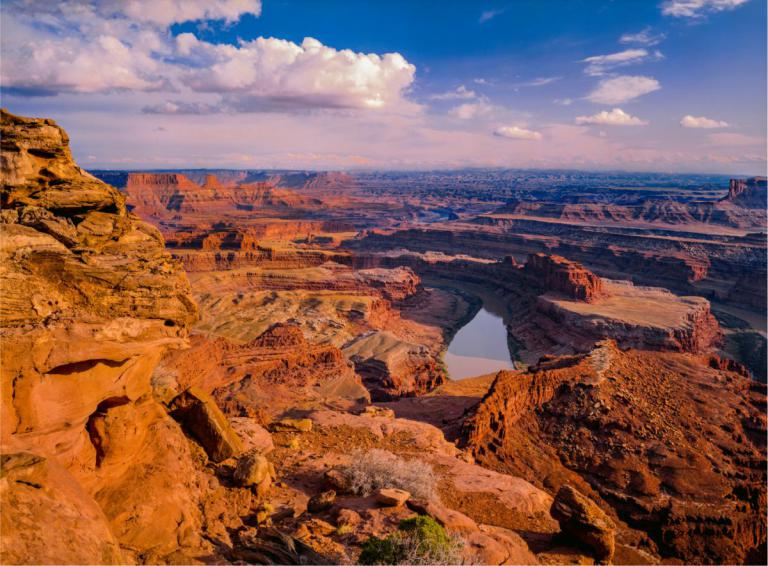 Experience Downtown Salt Lake and nearby Canyonlands and other National Parks