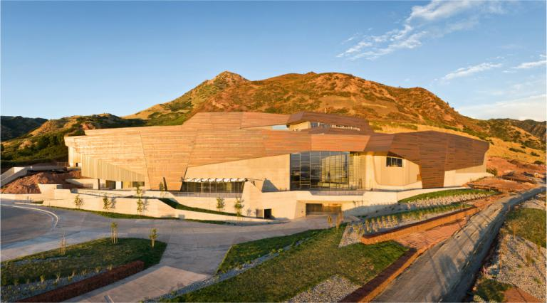 Experience Downtown Salt Lake and the Natural History Museum of Utah