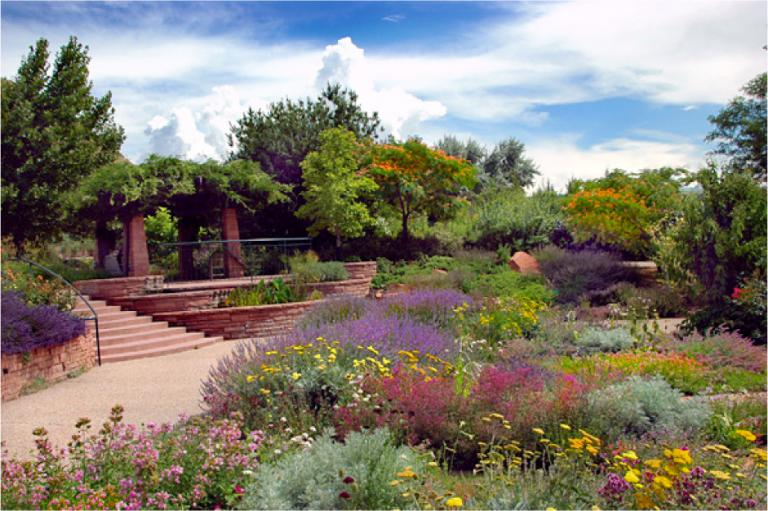 Experience Downtown Salt Lake and the Red Butte Gardens