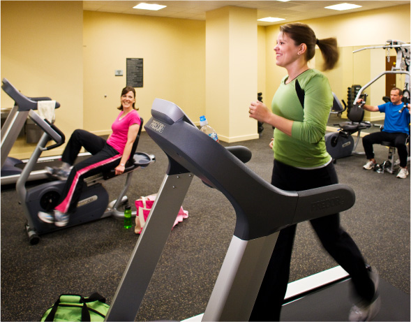 The Regent Fitness High Rise Condo Salt Lake