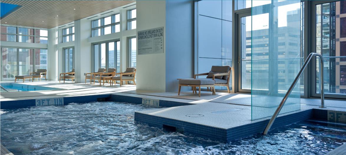 The Regent Pool High Rise Condo Salt Lake