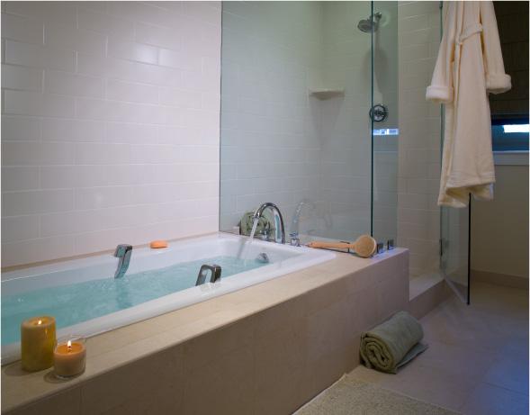 Luxury Condo Salt Lake Richards Court Bathrooms