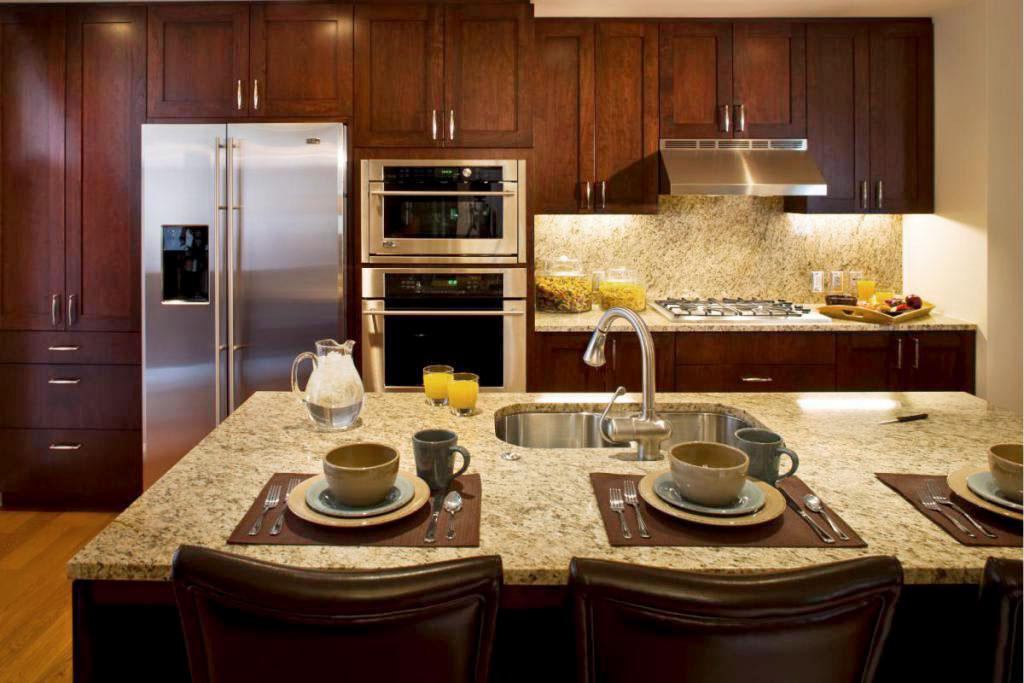 High Rise Condo Salt Lake With Luxury Kitchens