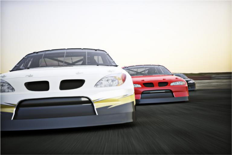 Experience Downtown Salt Lake and Utah motorsports